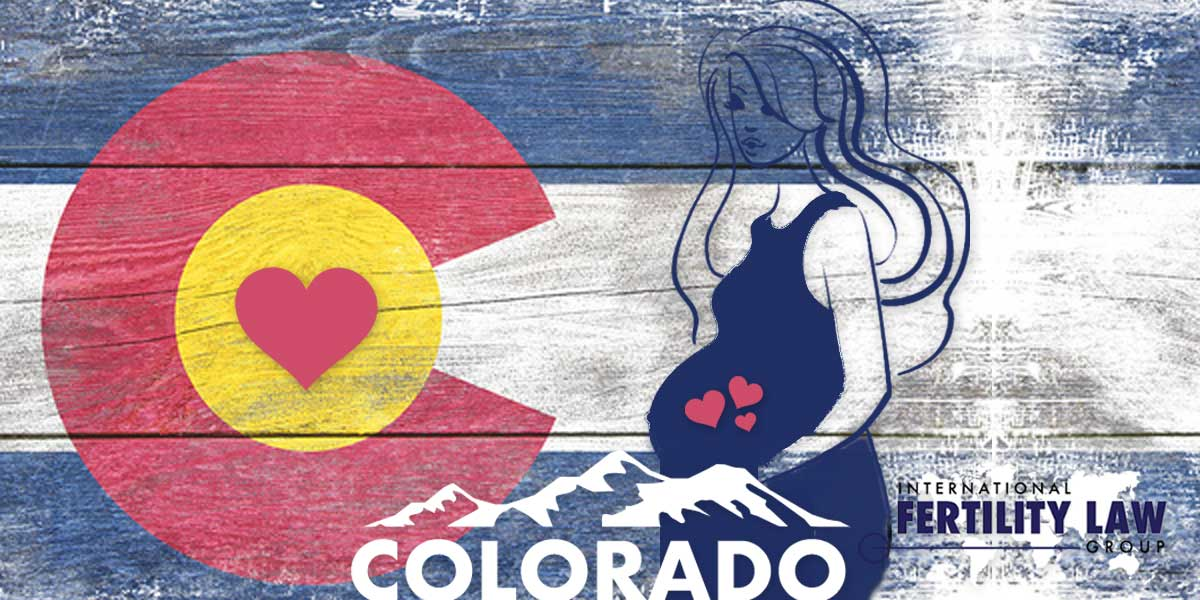 IFLG - Colorado Passes State's First Surrogacy Law - Rich Vaughn