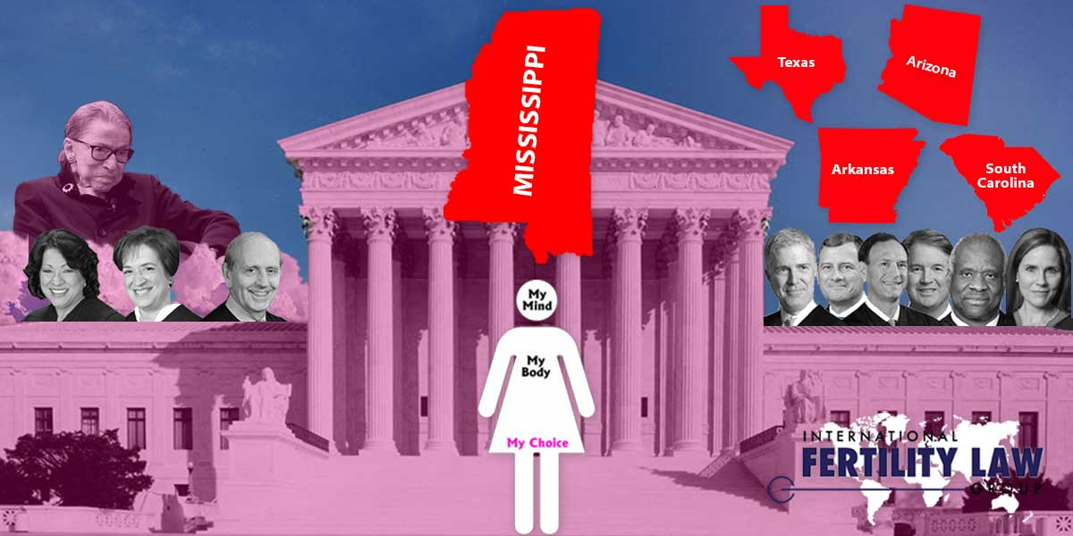 IFLG First Challenge to Roe v Wade Hits 63 Conservative Majority Supreme Court Rich Vaughn