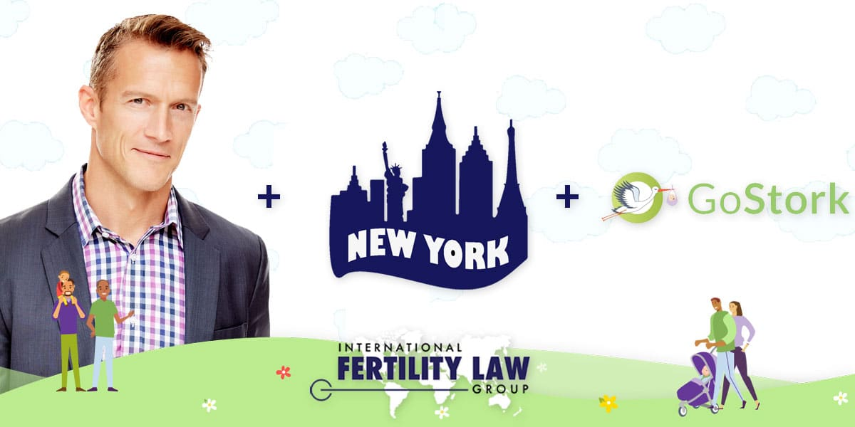 IFLG - New York Child Parent Security Act Offers Guidelines for Assisted Reproduction - Rich Vaughn