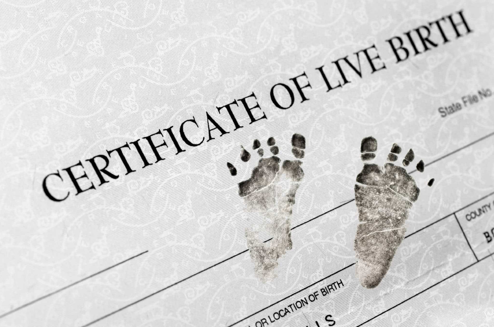Rich Vaughn Blog: Texas Settlement Affirms Birth Certificates Essential Protection of Children's Rights