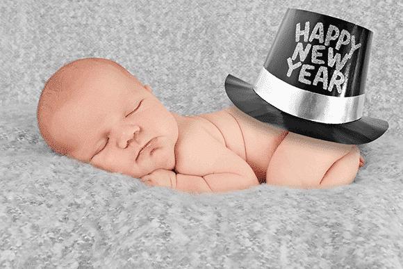 Rich Vaughn, IFLG Blog: New Year Baby State of ART