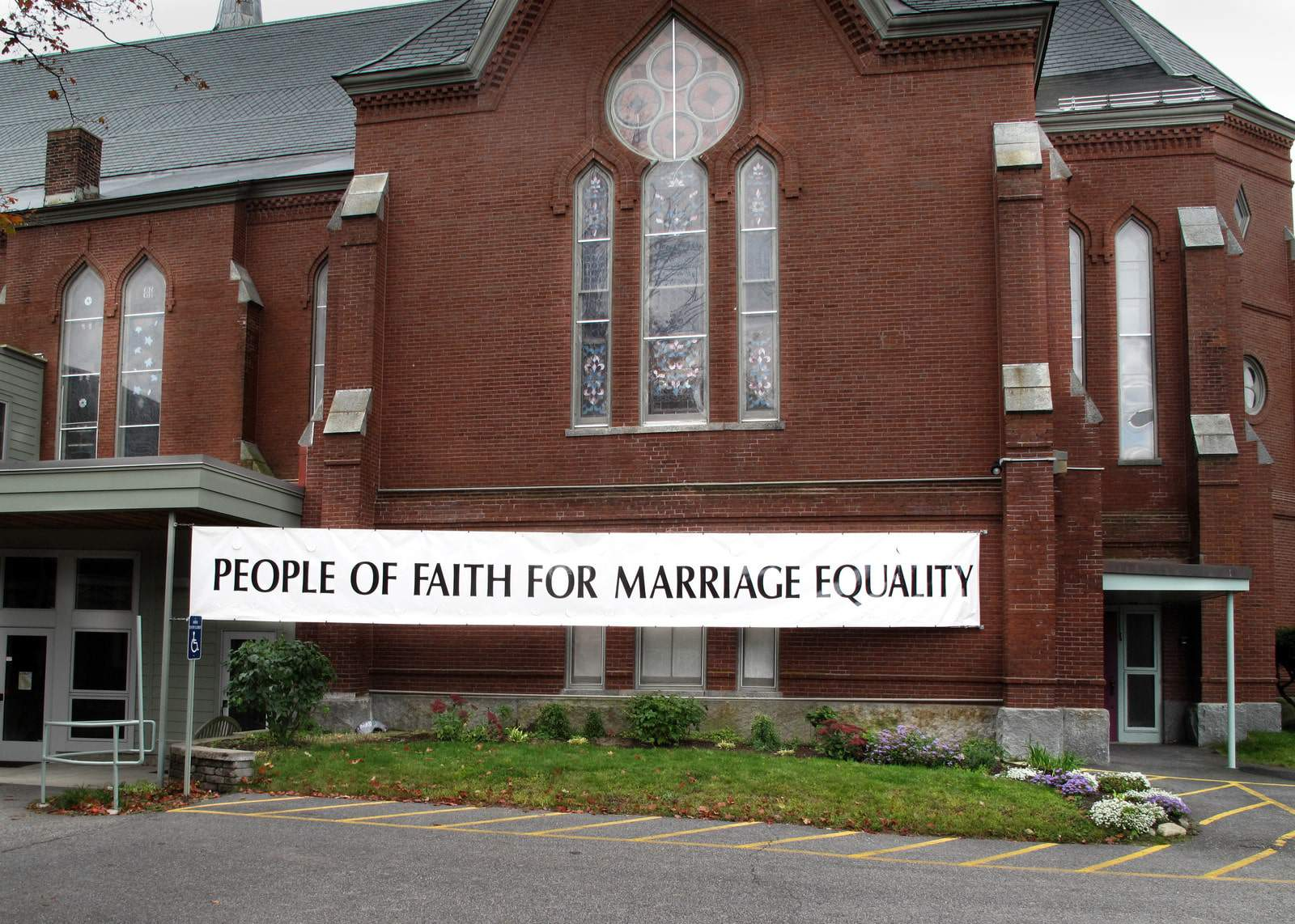 Rich Vaughn Blog: People of Faith for Marriage Equality