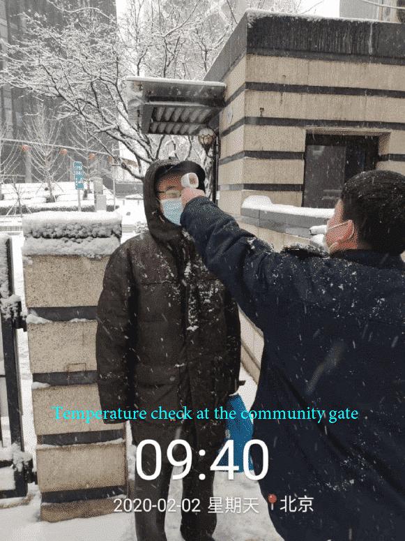 Rich Vaughn, IFLG: COVID-19 Beijing Report