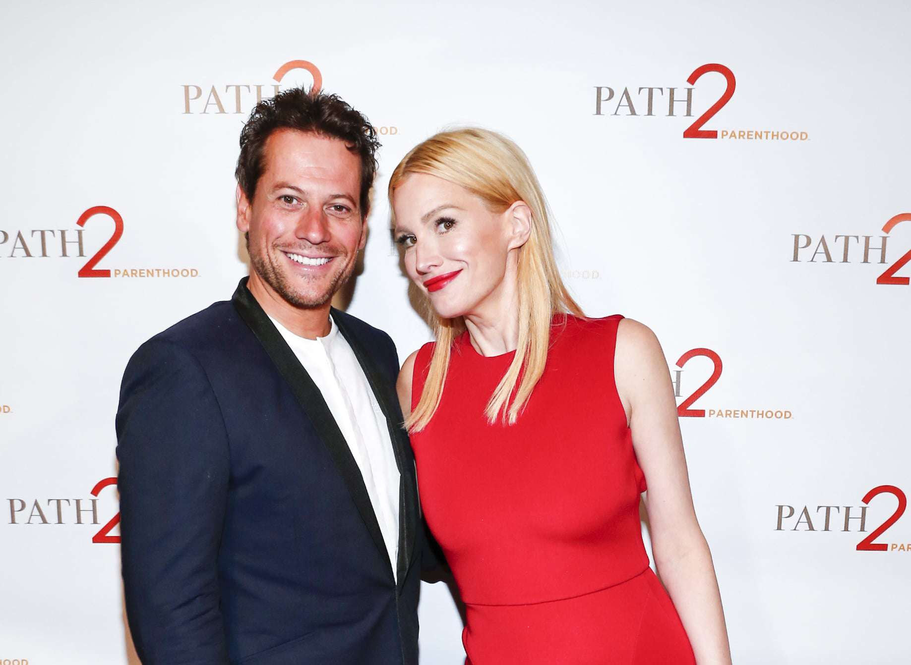Rich Vaughn Blog: Ioan Gruffudd, Alice Evans at Illuminations 2016